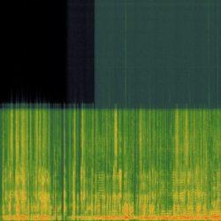 Espectrograma da peça