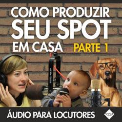 Áudio para Locutores #1