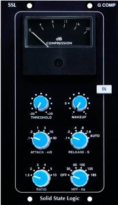 SSL Bus Compressor