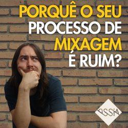 processo de mixagem