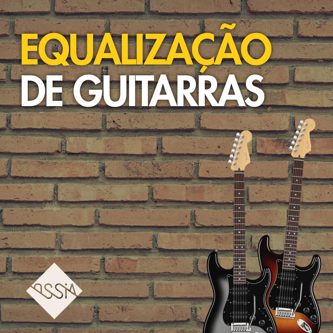 equalizador para guitarra