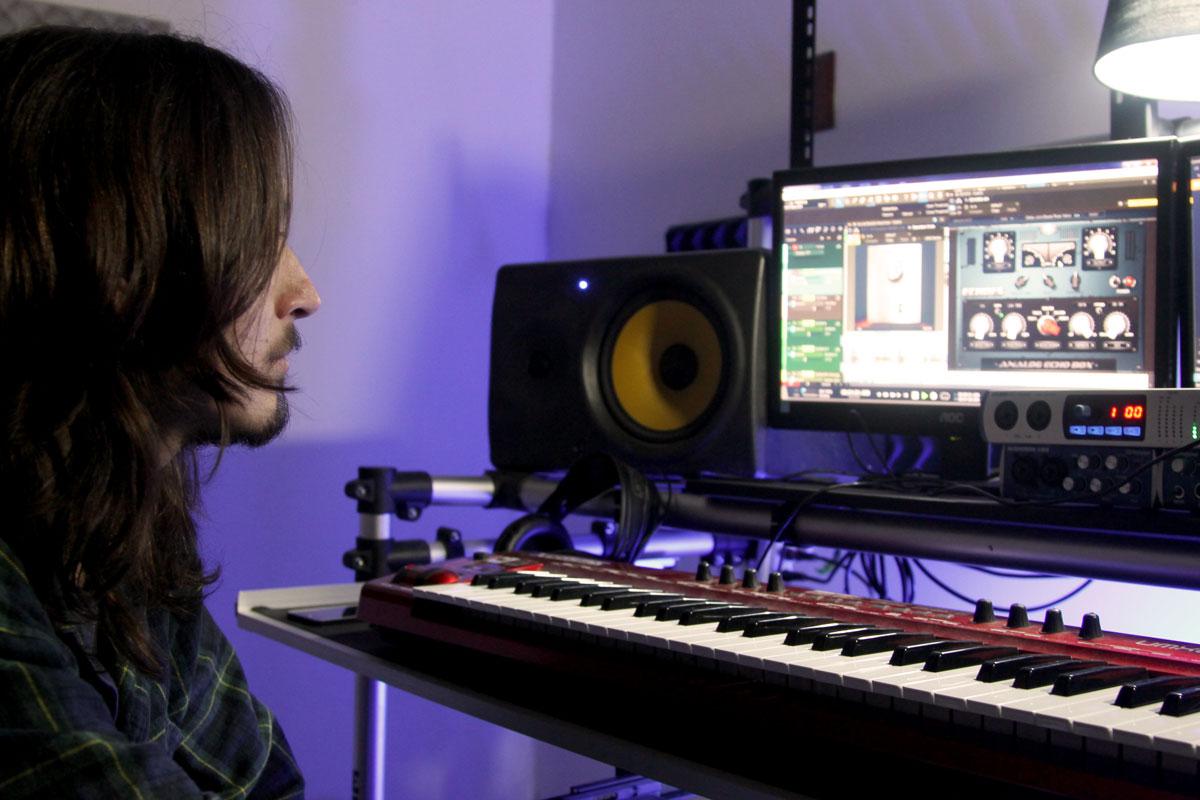 O Processo de Composição e Orquestração de Cenas Isoladas