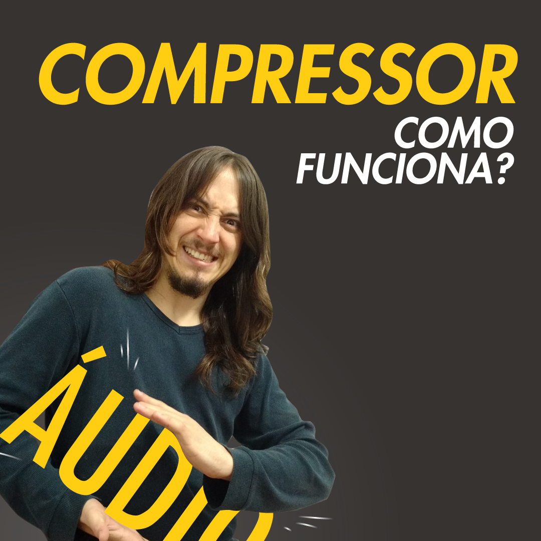 Como Funciona o Compressor