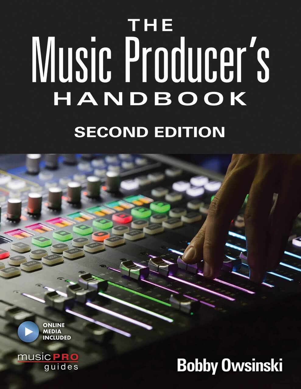 Music Producer Handbook - Bob Ownsinski