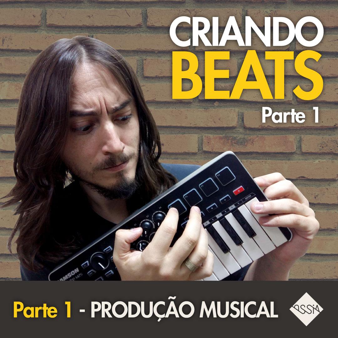 Como criar Beats de Hip Hop com Drum Machine? – Criando Beats #1