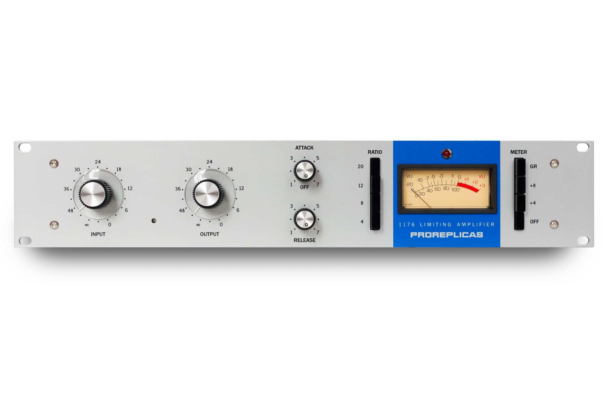 1176 Fet Compressor - Imagem de Universal Audio