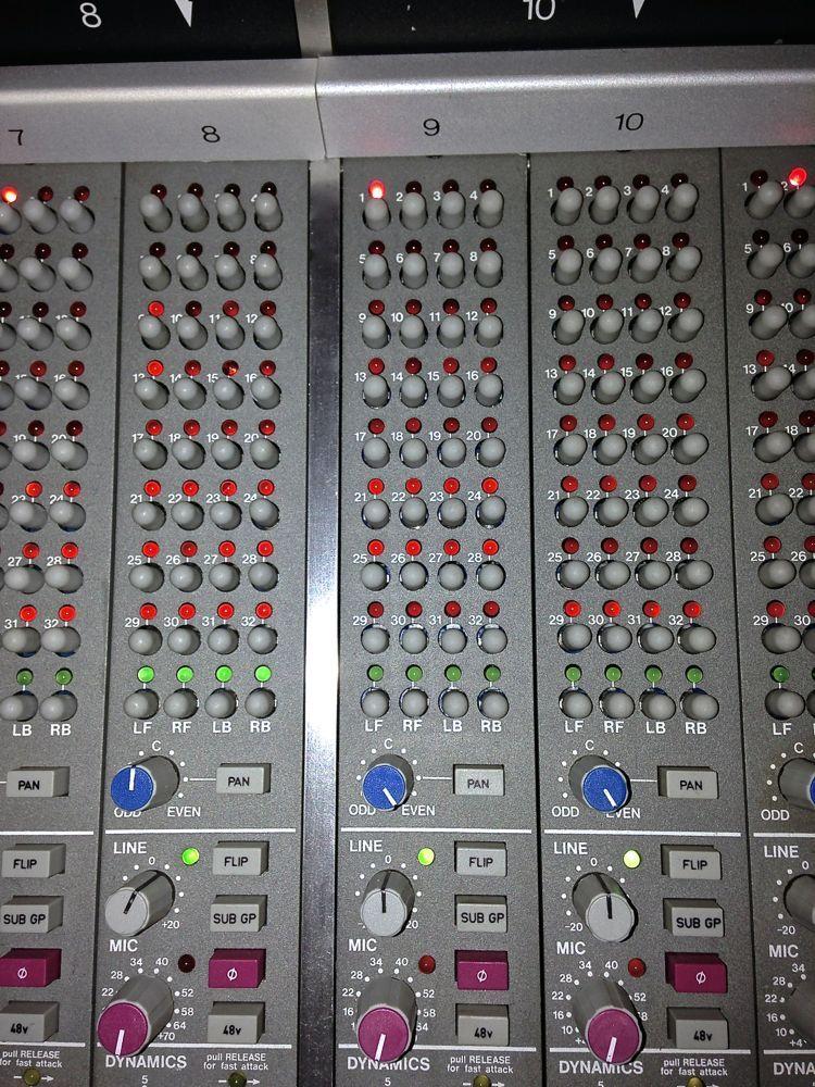 Rounting Matrix SSL 4000