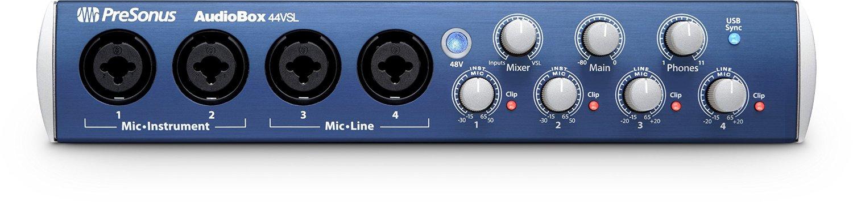 AudioBOX 44VVSL - PreSonus