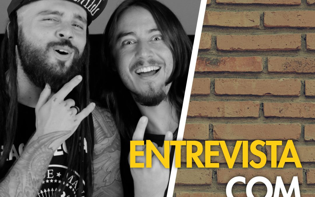"Entrevista com ""O Metaleiro"" do canal Bonde do Metaleiro"
