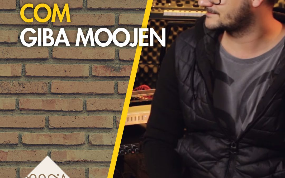 Entrevista com Giba Moojen do Canal Nossa Toca – Crosstalk com Alwin Monteiro!