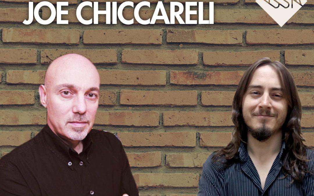 Seminário com Joe Chiccarelli – Técnicas de produção