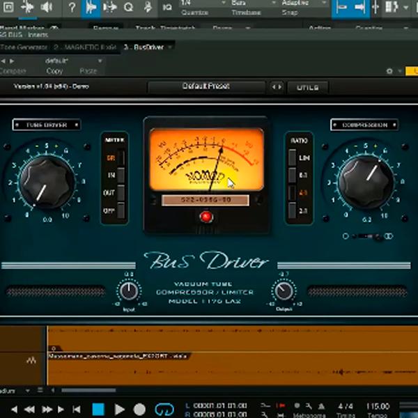 profundidade na mixagem